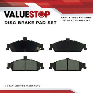 Front Ceramic Brake Pads for Chevrolet Classic, Malibu;Oldsmobile Alero, Cutlass