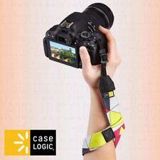 Case Logic saigón Camera Neck Strap cámara-correa correa de transporte de banda para DSLR dslm etc