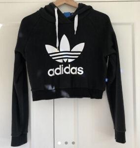 Womens Adidas Hoodie Size 8
