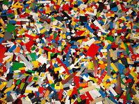 Lego Mixed Bundle 500gm / Approx 400 Pieces CLEAN / GENUINE / BRICKS PARTS