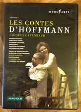 OFFENBACH Les Contes D'Hoffmann - MINT NEW SEALED DVDS!!
