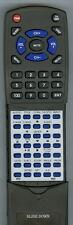 Replacement Remote for NAXA NX555, NX551, NX553, NX550 GREY, NX563
