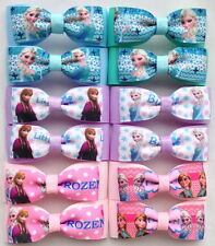 48pc yayu Girl Baby infant Boutique Characte Hair Bow Hair Clip for headband
