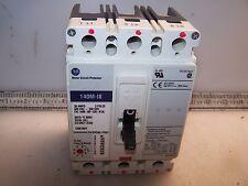 New Allen Bradley 30 Amp Motor Circuit Protector 600 Vac 3 Pole 140M-I8P-C30-M