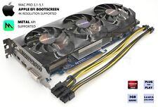 Gigabyte HD 7950 3GB Upgrade 1,1-5,1 Apple MAC PRO 4K, METAL, Catalina Support