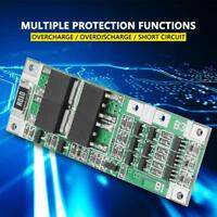 3S/4S 20A/10A Lithium Battery Protection Board Li-ion Cell BMS PCB Board MF