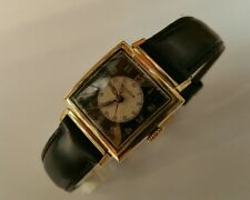 RARE 1930'S DOCTOR BULOVA WATCH, RUNNING, VERY COLLECTABLE MODEL