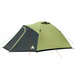 Zelt Cardiff 5 Mann Kuppelzelt wasserdichtes Familienzelt 5000mm Campingzelt
