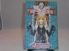 Death Note Vol. 4 Manga