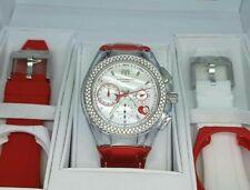 US Bought Authentic Original Technomarine 117001 Valentines Ladies Crystal Watch