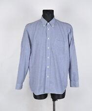 Fendi Men Cotton Shirt Size 43 17, Genuine