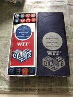 WFF The Beginner's Game Of Modern Logic By Layman E. Allen Vintage