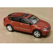 HO Scale 1:87 Ricko 2007 Dodge 4 Door Dodge Caliber Copper Color NEW **FAST SHIP