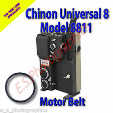 CHINON UNIVERSAL-8 IQ Model 8811 Cine Projector Belt (Main Motor Belt)