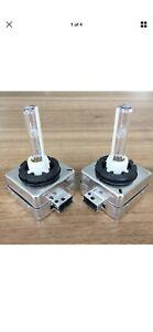 2x D1C D1S D1R 6000K White HID Xenon Headlight Light Lamp Bulbs OEM Replacement