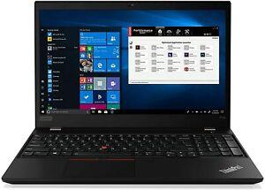 "NEW Lenovo Thinkpad P15s i5-10210u 1.6GHz 256GB 8GB 15.6"" FHD FPR BL W10P 0622"