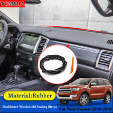 Dust Proof Car Interior Dashboard Windshield Sealing Strips For Ford Everest