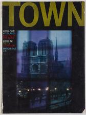 BRIAN DUFFY Quentin Blake DON McCULLIN Gene Laurents RONALD KELLY Town magazine