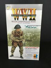 Dragon 1/6 WWII British Commonwealth Troops Piat Gunner Melvin 1944