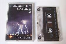 DJ KITSUNE - FORCES OF NATURE 2 PROMO TAPE Azad Kool Savas Curse Guru Pete Rock