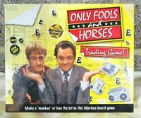Only Fools & Horses Trading Game - Marks And Spencer - Del Boy - Complete - Used