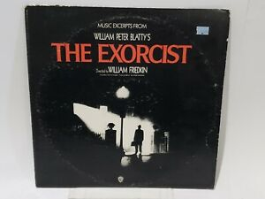 The Exorcist - Music Excerpts - Used LP - US 1974 Warner Bros.