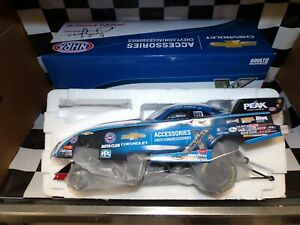John Force 2019 US Nationals LE Chevy Camaro NHRA Funny Car 1:24 scale