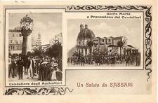 SASSARI-Santa Maria e Processione dei Candelieri - Candeliere degli Agricoltori