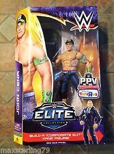 Mattel WWE Elite JOHN CENA TRU Best PPV CORPORATE KANE BAF Wrestlemania 2015