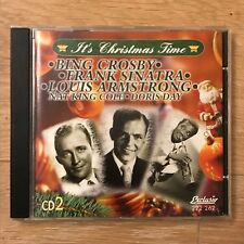 CD - It's Christmas Time - Louis Armstrong - Bing Crosby - Frank Sinatra - CD2