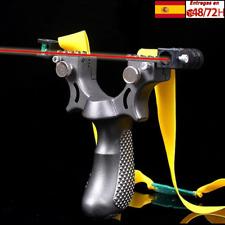 Tirachinas slingshot deportivo de resina profesional caza pesca competición