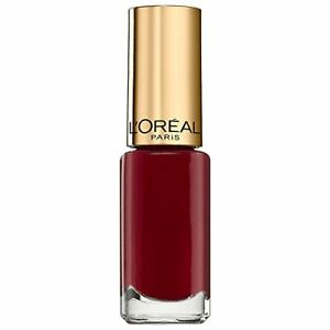 L'Oreal Paris Color Riche Nail Polish - 404 Scarlet Vamp