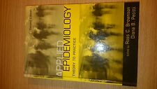 Applied Epidemiology Theory To Practice -Ex Library Book,very good