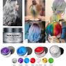 Unisex DIY Hair Color Wax Mofajang Mud Dye Cream Temporary Modeling 8 Colors new