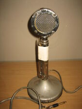 VINTAGE OLD ASTATIC MICROPHONE CLASSIC MODEL D-104!