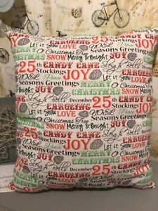 Christmas time  decorative throw pillow