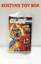 GI Joe Dreadnok TORCH 1985 MOC Hasbro Vintage New Factory Sealed Action Figure