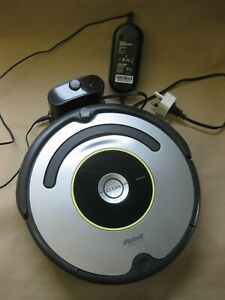iRobot Roomba 630 ~ Vacuum Cleaning Robot ~ Working