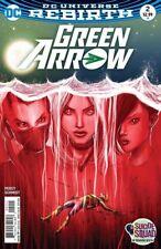 Green Arrow:Rebirth #2 (DC Comics)