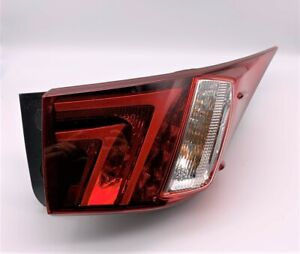OEM 14-16 Lexus IS250 IS350 Sport Rear Left Driver Side Outer Tail Light Lamp