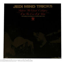 """JEDI MIND TRICKS - BEFORE THE GREAT COLLAPSE / ON THE EVE OF WAR 12"""" VINYL"""