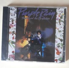 Prince And The Revolution CD NEW Purple Rain