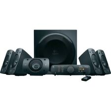 Logitech Z906 3D-Stereo-Lautsprecher THX (Dolby 5.1-Surround-Sound) *NEU&OVP*