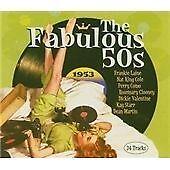 The Fabulous 50s - 1953 (1950s, Fifties), Various Artists, Very Good