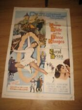 Snow White and the Three Stooges   Original 1sh Movie Poster