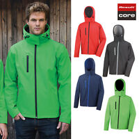 Result Core TX Performance Hooded Softshell Jacket R230M