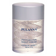 Pulanna Phytosilver Night Cream, 60g