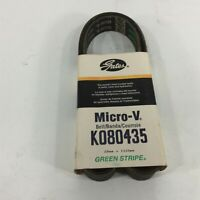 Made In USA Gates 544 Green Stripe Notched V Belt TR22410 86200544