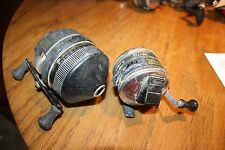 TWO Zebco Fishing Reels (202)