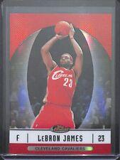 2006-07 Topps Finest Refractor #22 LeBron James